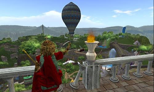 Inworldz: Gulliver's Travel by Ub Yifu