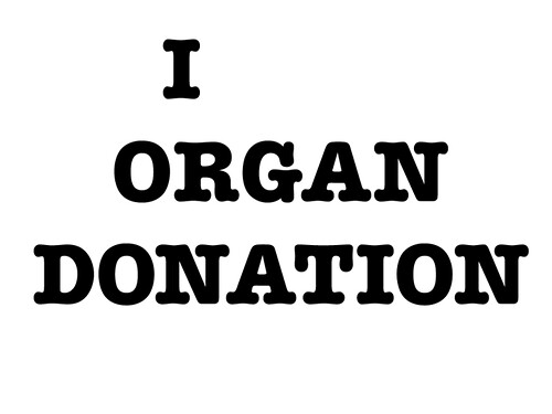 I organ donation