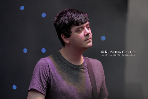 Josh Fauver of Deerhunter at Laneway Festival Singapore