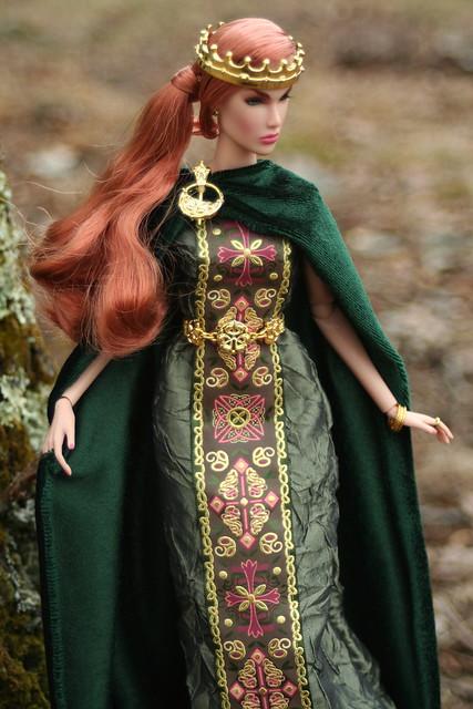Dasha Celebrates Her Irish Heritage
