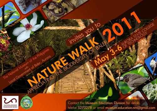 Baler Nature Walk 2011