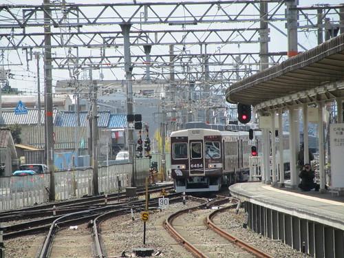 Hankyu Line Train