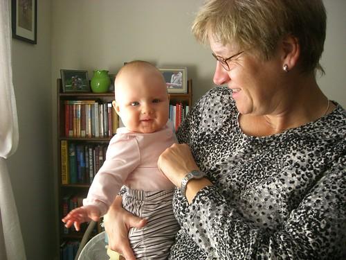 Rosalie and Oma