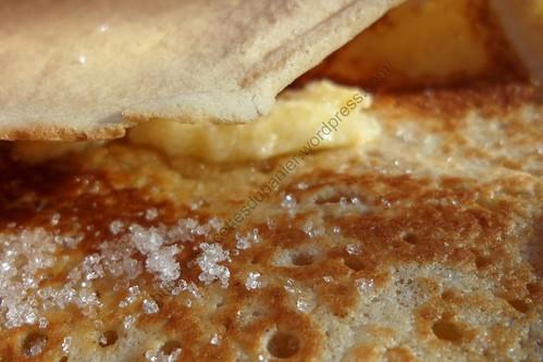 Véritables crêpes bretonnes / True Breton Pancakes