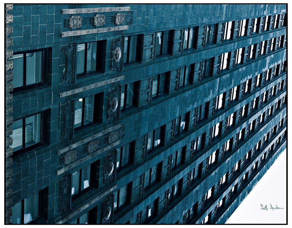 Carbon and Carbide Building blues
