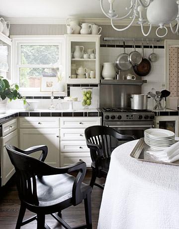 cozy kitchen2 House Beautiful