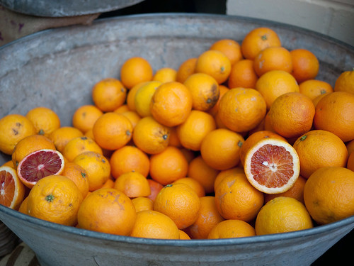 Blood Oranges from Fern Varrow