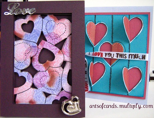 Open Hearts cards