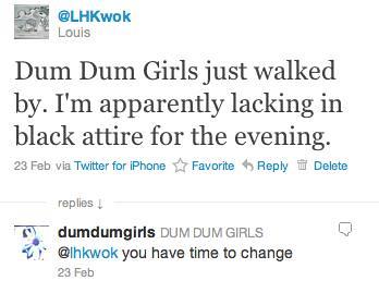 Dum Dum Reply