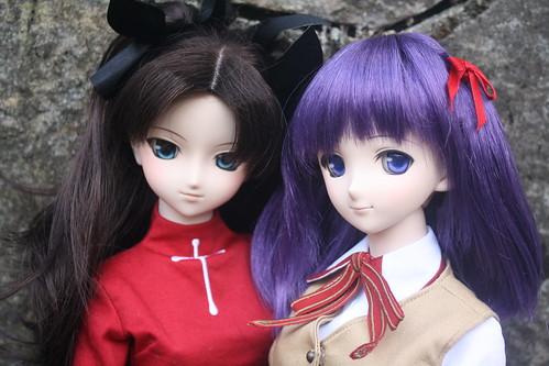 Rin & Sakura