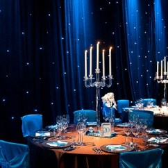 Events By Designer Chair Covers Dining Room At Walmart 88 Designs The Gordon Ramsay Gala Dinner Glasgow Science Centre Table With Taffeta Tablecloth And Backs A Photo On