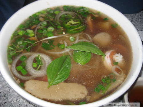 Seafood Phở