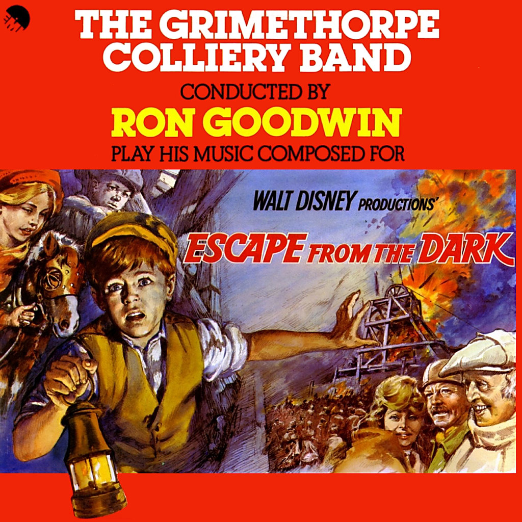 Ron Goodwin - Escape from the Dark
