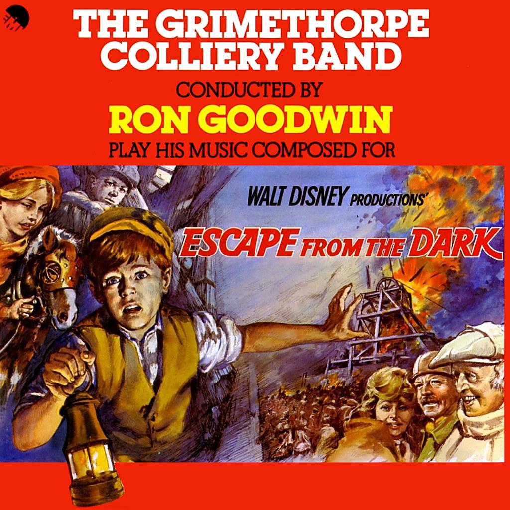 Ron Goodwin - Escape from the Dark
