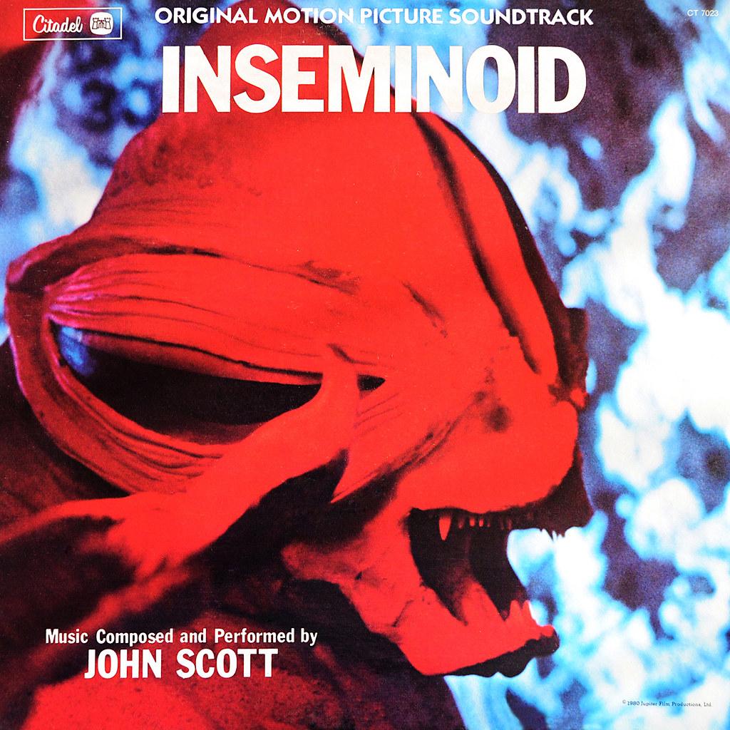 John Scott - Inseminoid
