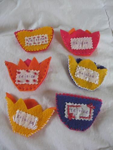 tiny tulip pockets