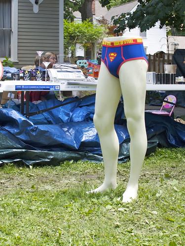 Magic Underpants.