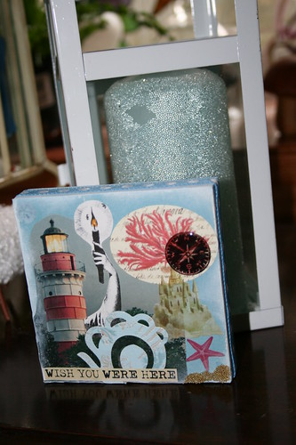 Gift for friends who like lighthouses