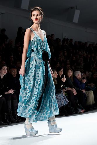 New York Fashion Week Fall 2011 - Nanette Lapore 42