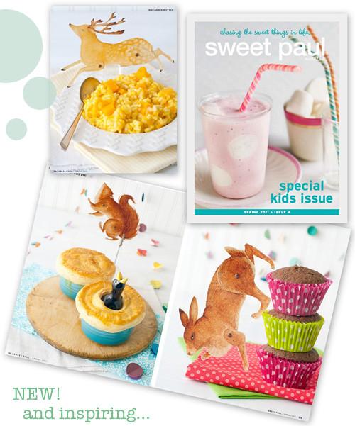 Brand New Issue of Sweet Paul Magazine