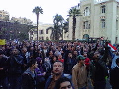 Egypt's day of Rage #Jan25