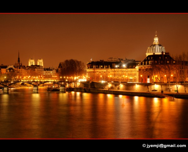 Paris Seine 9744, © Hatuey Photographies