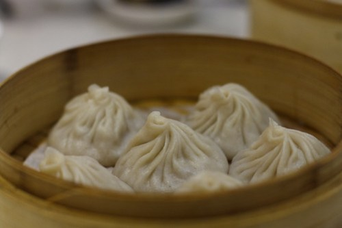 Full House Cafe - Steamed Pork Soup Dumplings