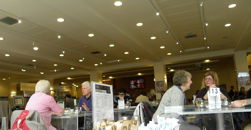 Mitchell Library café
