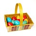 Yellow Easter Basket