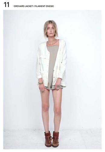 bodkin orchard jacket filament onesie