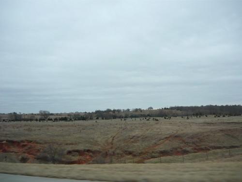 Oklahoma countryside