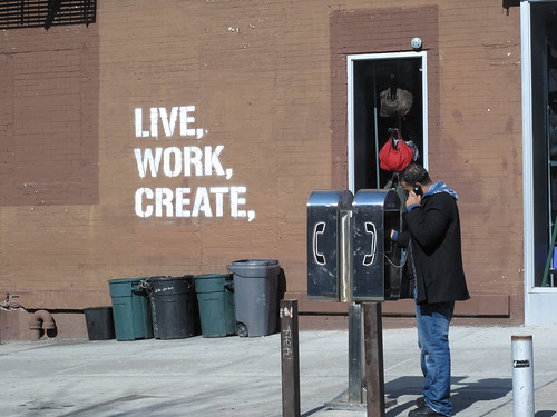 5th Ave, Brooklyn: Love, Work, Create,
