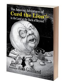 Alan Gilliland, Curd the Lion