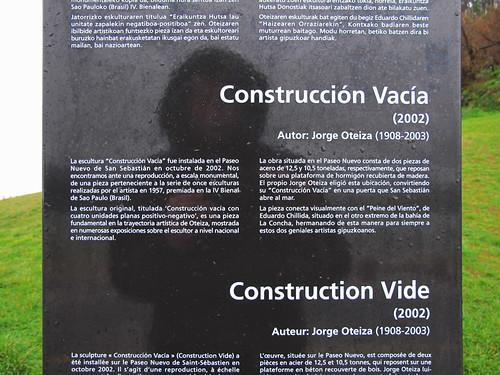 Construcción Vacía