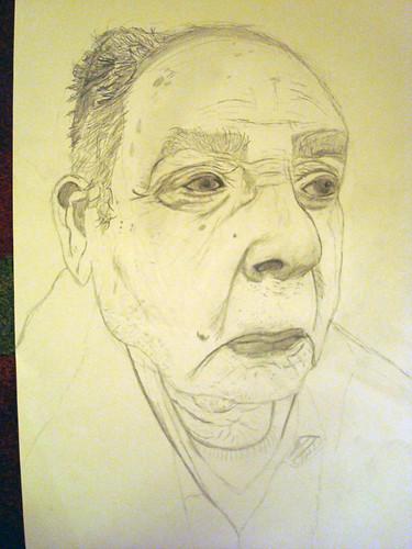 My Dad by doodle_juice