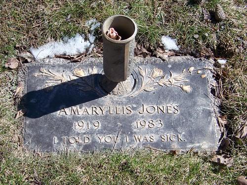Amaryllis Jones