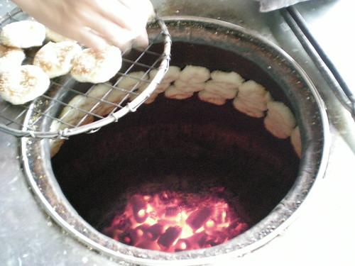 Making kompia 5