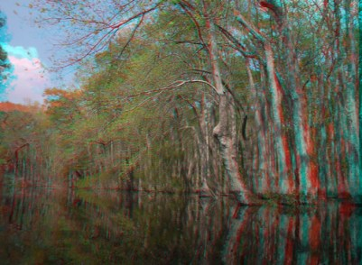 Ebenezer Creek CR Anaglyph 2