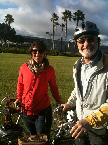 Alexis Lantz, LACBC and Stephan Vance, San Diego Association of Governments (SANDAG) by Safe Routes to School California