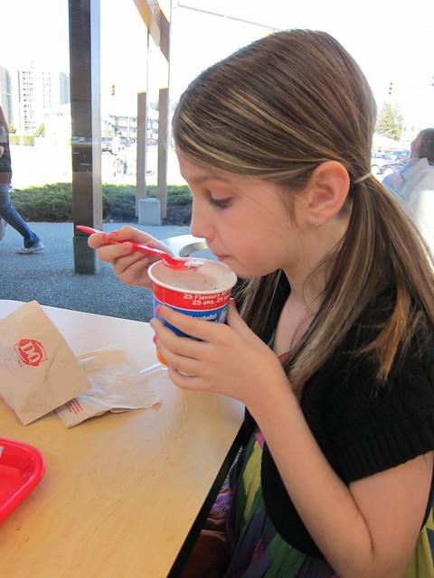 Post-Ceremony Ice Cream