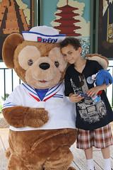 Aidan and Duffy