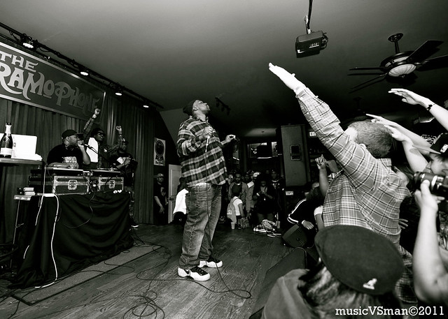 Smoke DZA @ The Gramophone - 04.06.11