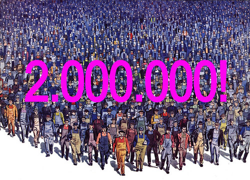 2 million strong