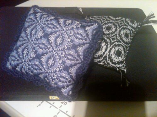 Pin cushions - 1