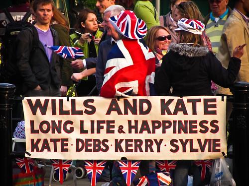 Royal Wedding Message
