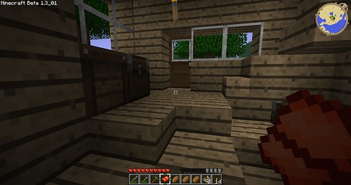 Minecraft - Saddle in Hand