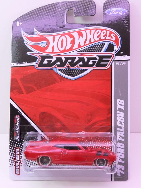 hot wheels garage '73 Ford Falcon XB (1)