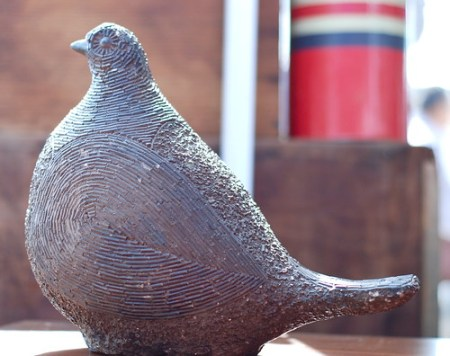 vintage pigeon dove