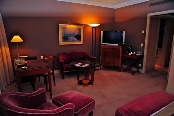 Mandarín Oriental Deluxe Room