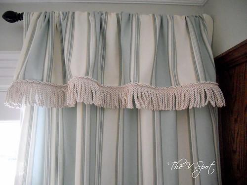 no sew drapes